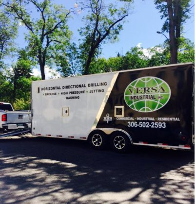 Versa_Trailer and Truck